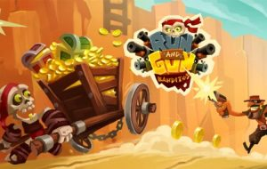 Run & Gun: BANDITOS [Android Game]