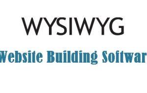 Top Five Free WYSIWYG Website Building Software for Beginners
