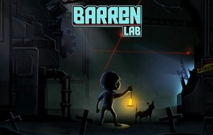 Barren Lab [Android, iOS Game]