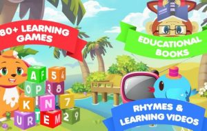 Super School: Educational Kids Games & Rhymes [App Review]