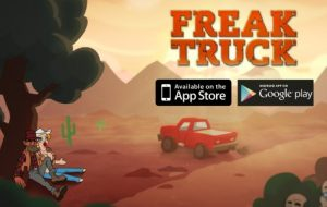 Freak Truck – Crazy Car Racing [iOS Game]