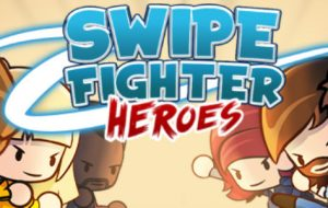 Live Out Your Dream of Karate-Chopping Trump with Swipe Fighter Heroes