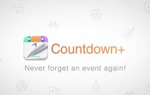 Count Down Plus Events [Android App]
