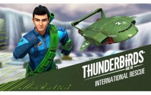 Thunderbirds Are Go: International Rescue [iOS App]