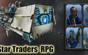 Space Traders RPG – Interview with the Trese Brothers
