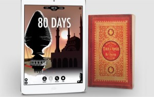 inkle's 80 Days Comes on Android