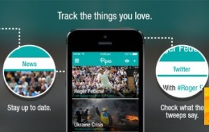 Pipes – Track the things you love  [Android, iOS App]