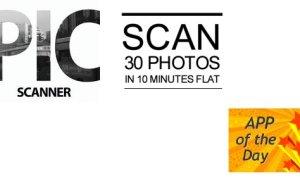 Pic Scanner [iOS App]