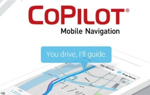 CoPilot GPS Navigation for mobile devices