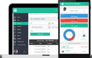Daily Expense Manager [Android App]