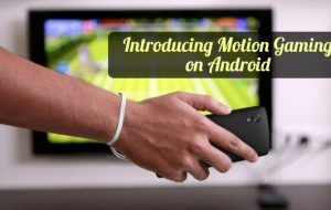 Motion Tennis Cast [Android App]