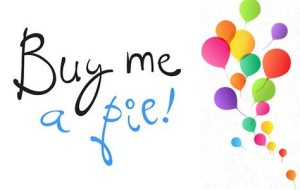 Buy Me a Pie! Anniversary and Giveaway
