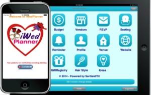 iWedPlanner Wedding Planner App [Android, iOS]