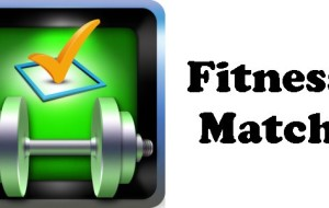 Time to get fit – Fitness Match [iOS App Review]