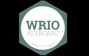 WRIO Keyboard [Kickstarter Project]