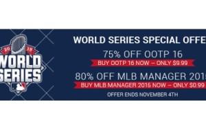 OOTP Baseball Sale