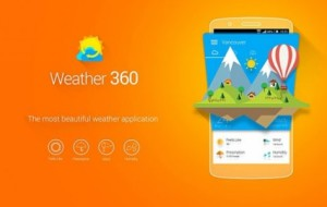 Weather 360: forecast & widget [Android App]