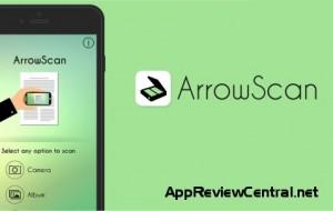 Arrowscan Document Scanner [iOS App]