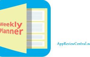 Weekly Planner App [iOS App]