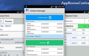 Simple Invoice Manager [Android App]