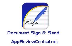 Document Sign & Send [iOS App]