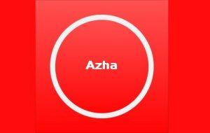 Azha [iOS To do List App]