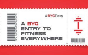 BYG – Fitness,Gyms,Yoga,Zumba