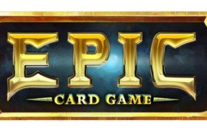Epic Digital Card Game (now on Kickstarter)