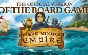 Eight Minute Empire [Game Review]