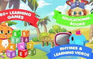 Super School: Educational Kids Games & Rhymes [App Review]
