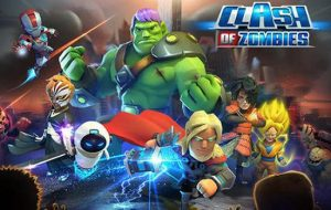Clash of Zombies [iOS Game]