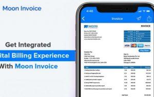 Moon Invoice