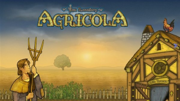 Agricola is back [App Review]