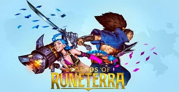Legends of Runeterra – An Awesome CCG